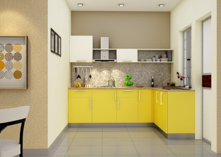 L Shaped Modular Kitchen Lifestyle Kitchens