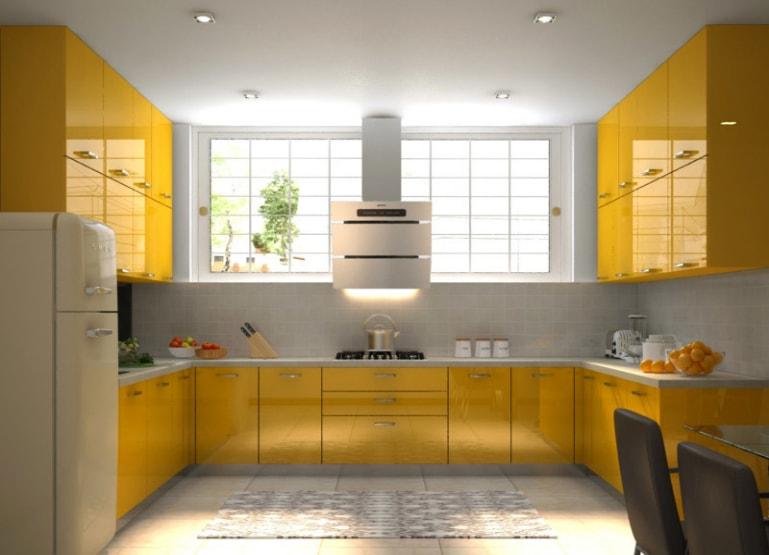 u shaped modular kitchen lifestyle kitchens